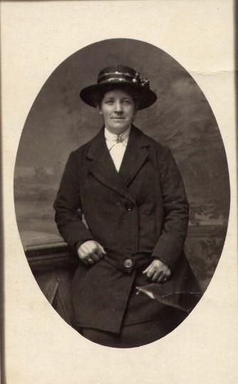 Alice Maud Burton