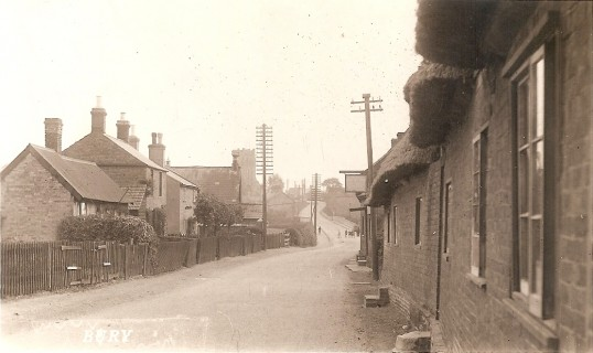 Bury High Street