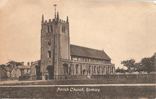 Ramsey Parish Church