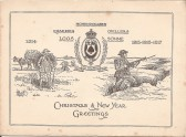 Great War: christmas cards