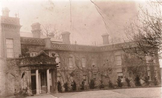 Abbotts Ripton Hall