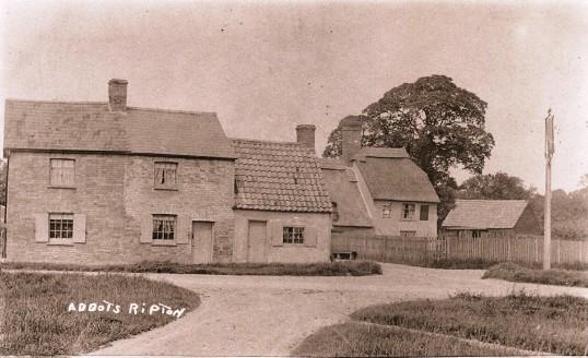 Abbotts Ripton village Public House