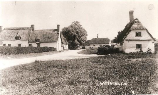 Wennigton Village Huntingdonshire