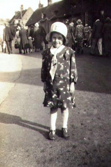Dorothy Bishop at Jubilee Celebrations.