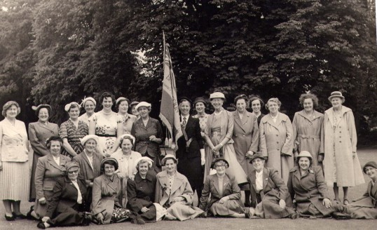 Ramsey and District British Legion.