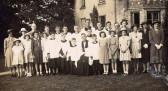 Bury Church Choir 1940.