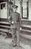Sergeant Abraham 'Dave' Gipson