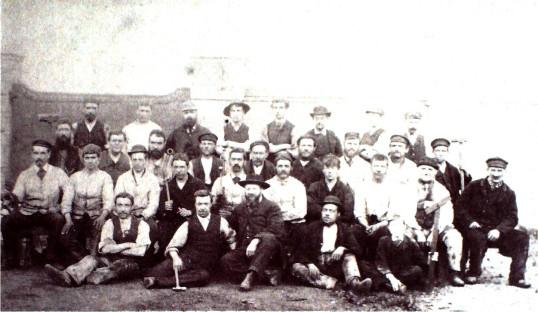 Britannia Iron Works, Bury