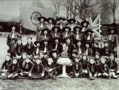 1st Ramsey Brownies and Guides 1923