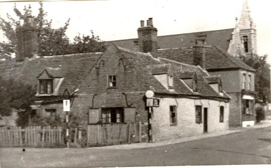 Corner of School Lane and High Street, Ramsey
