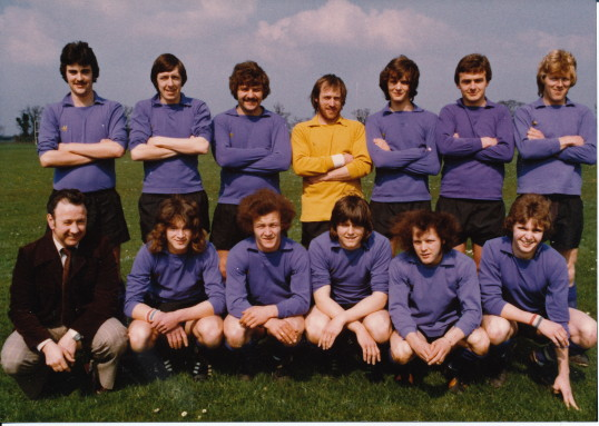 Ramsey Town FC Reserves