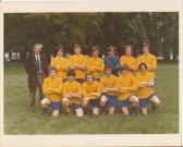 Ramsey Nomads Football Team