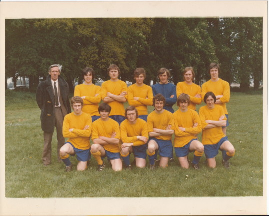 Ramsey Nomads Football Team