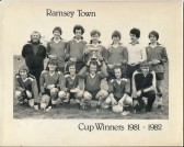 Ramsey Town FC