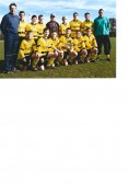 Ramsey Colts Under 18's 2003 - 2004