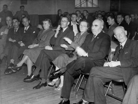 Ramsey British Legion Gathering