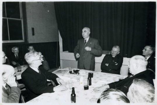 Ramsey British Legion Speech by Jack Kirby