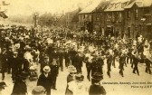 Coronation Parade in Ramsey 1911