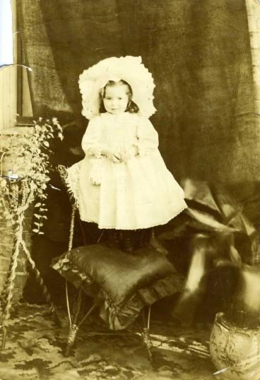 Elizabeth Clara Kirby who managed Hilton's High Street,Ramsey