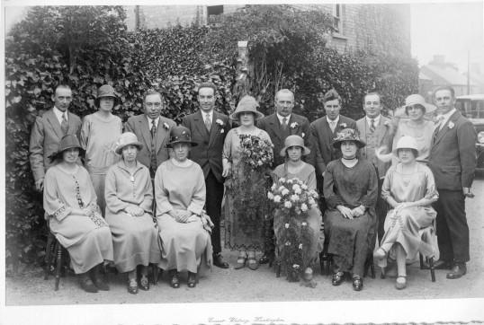 Nell Swearer's Wedding