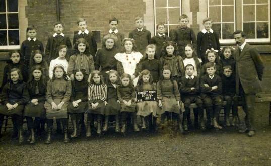 Ramsey Town School 1912