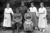 The Swearer Family at the end of The Great War