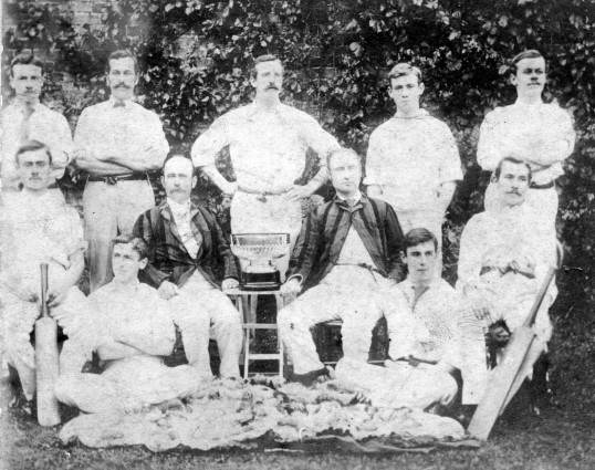 Smith Barry Cricket Cup Winners (circ 1900)
