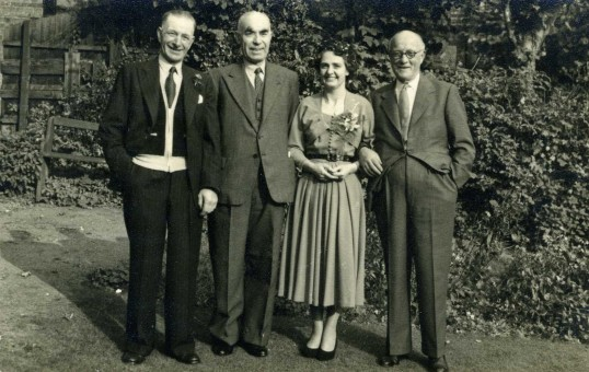Joan Slote's Wedding
