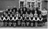Miss Butcher's Class Ramsey Council School (1950's)