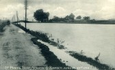Ramsey Floods, 1912. St Mary's road