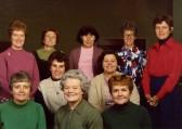 Staff Of  Ramsey Infant School (1977)