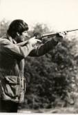 Norman Papworth Clay Pidgeon Shooting