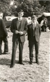 Norman & Ken Papworth of Ramsey Mereside (1960's)