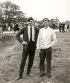 Norman Papworth and Les Complin early 1960's