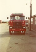 G.G.Papworth Ltd of Ramsey Mereside delivery of a new Volvo lorry