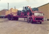 G.G.Papworth Ltd of Ramsey Mereside lorry  driven by Bert Vernalls
