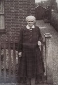 Nanny Goodliff of 24 Newtown Road Ramsey