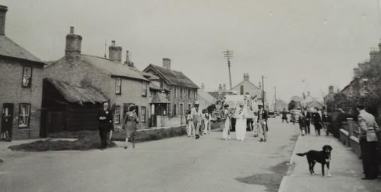 Ramsey Whitsun Carnival 1951