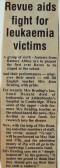Ramsey Abbey School Sixth Form Grasp Review. 1974 Newspaper cuttings