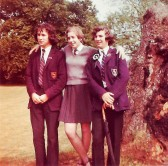 Ramsey Abbey School The sixth Form  Grasp Review 1974. Oh! My Lord