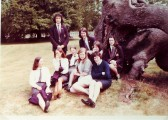 Ramsey Abbey School Sixth Form Grasp Review 1974. Rindercella.