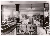 Dress Piece Goods department celebrating the silver Jubilee year of KIng George V accession