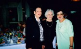 Robert Sayle Christmas Lunch Ruth, Margaret and Julie