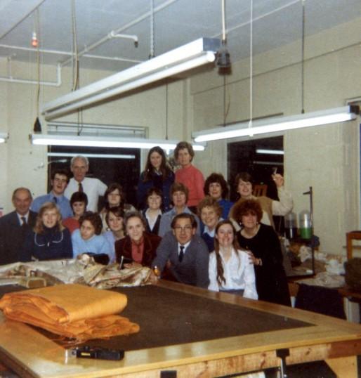 Robert Sayle Workroom Group.