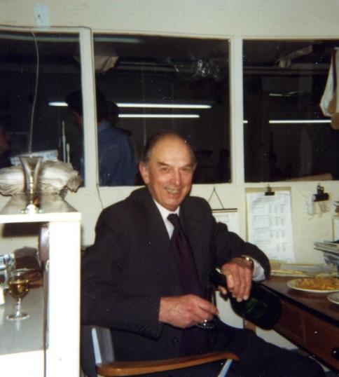 Mr Cooper Department Manager Soft Furnishing Workroom