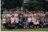 Waterloo Club/25 years service Lunch 1988