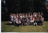 Waterloo Club/25 years service Lunch 1995