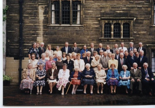 Waterloo/25 years service Club Lunch 1998