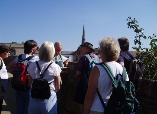 Rambling Club Walk from St Ives to Huntingdon
