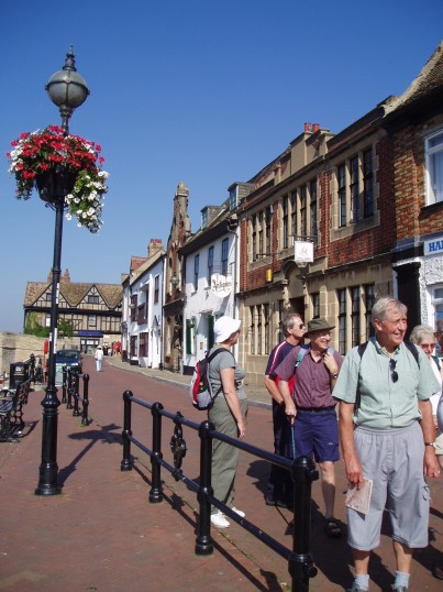 Rambling Club walk from St Ives to Huntingdon